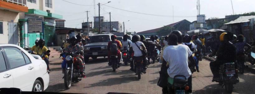Rues de Cotonou