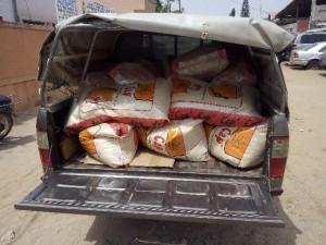 Du riz pour les orphelins