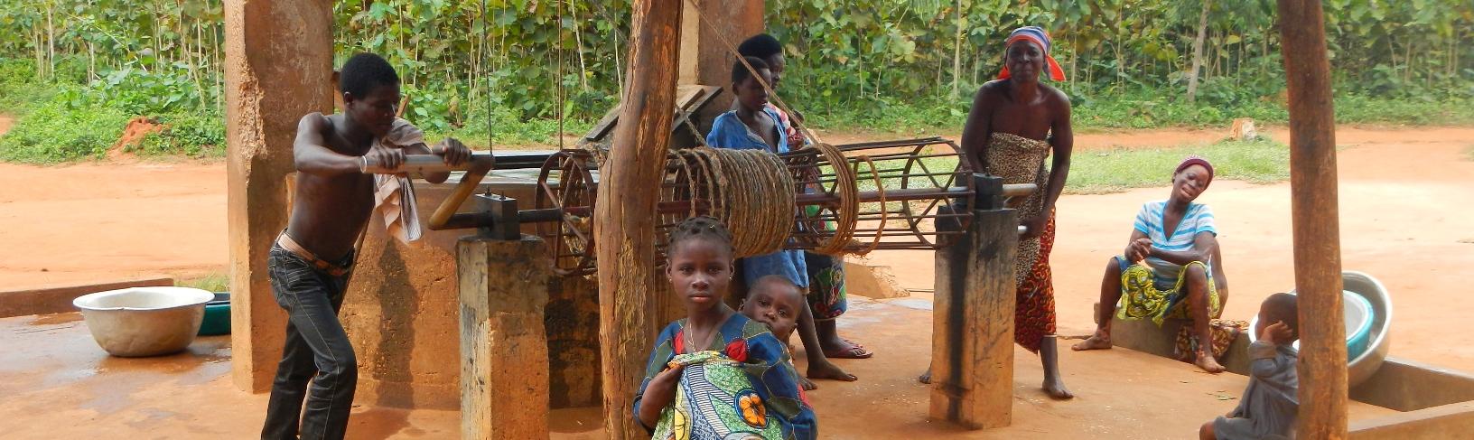 Accès à l'eau Bénin