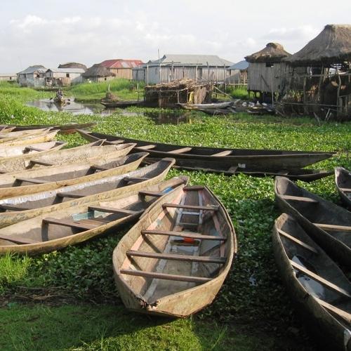 Barques Ganvié
