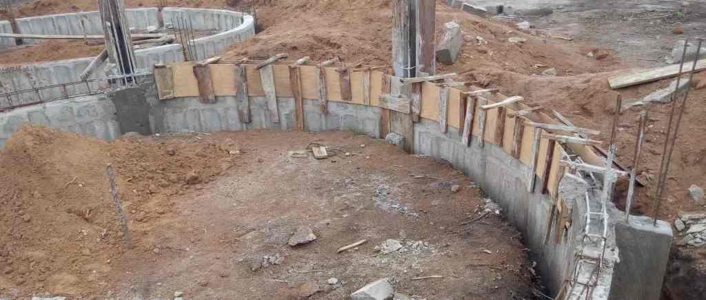 Chainage fondations