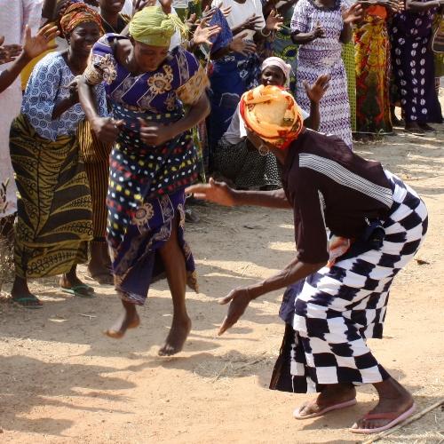 Danse paysanne