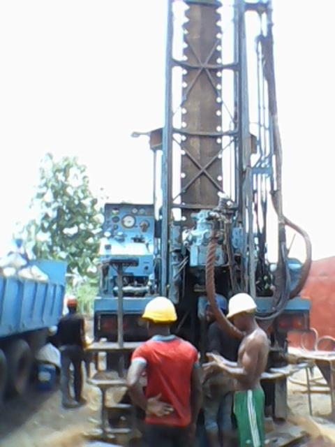Forage en action Bénin