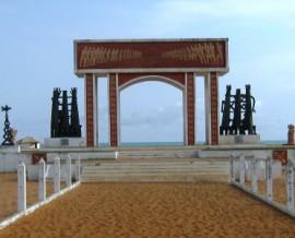 Ouidah, vestige de la traite négrière