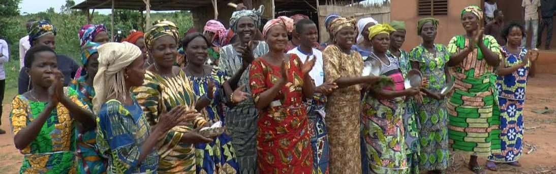 Accueil groupement femmes