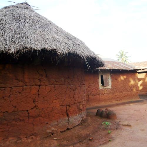 Case africaine