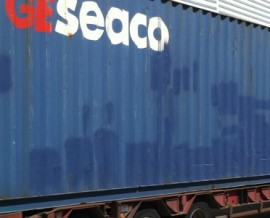 Un container en route pour le Bénin