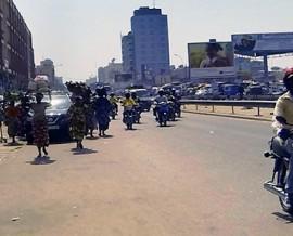 Cotonou, la folie de la ville
