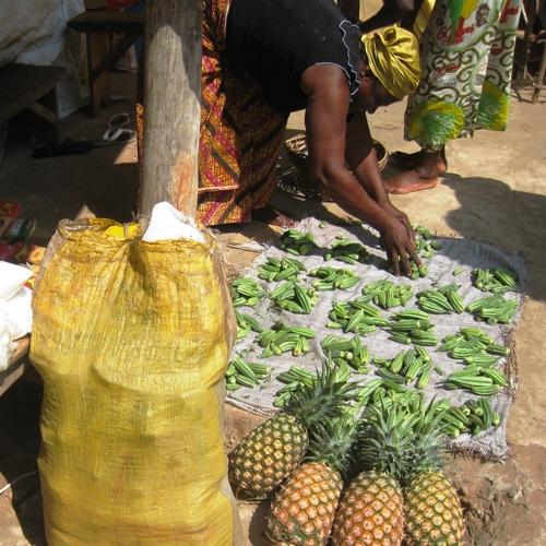 Vente légumes Cotonou