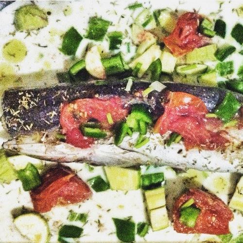 Cuisine poisson