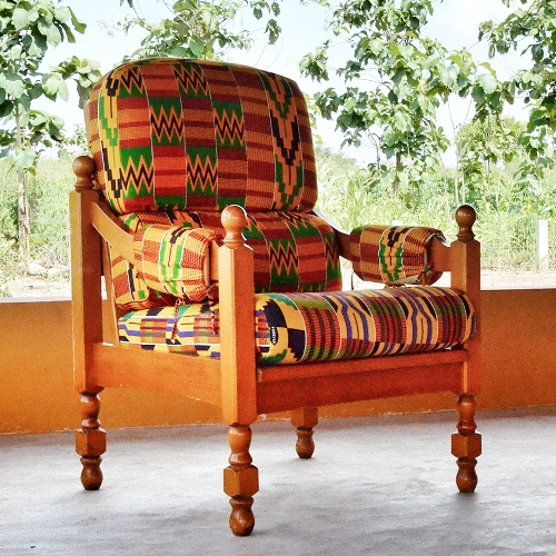 Fauteuil paillote