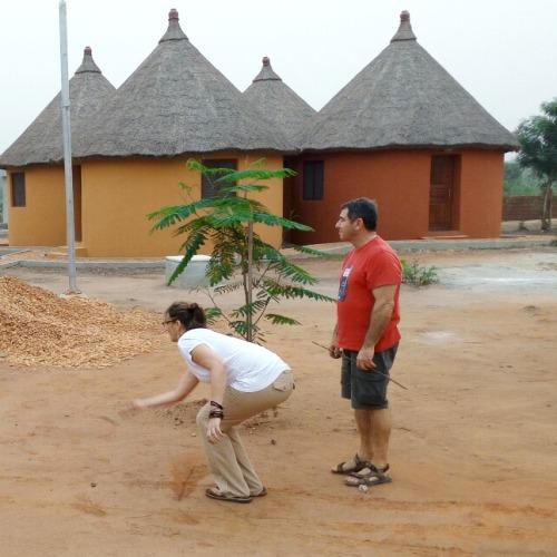 Pétanque en Afrique