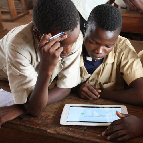 Education digitale Afrique
