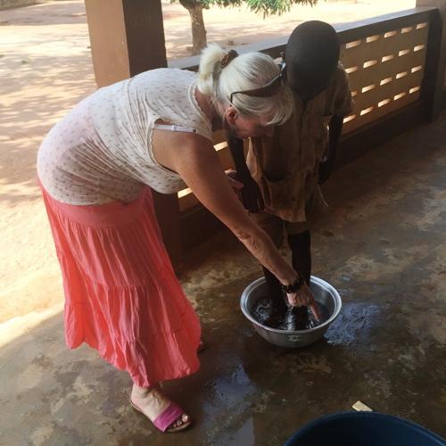 Hygiène école Bénin