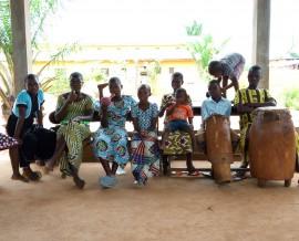 Des rencontres remplies de sens aux orphelinats du Bénin