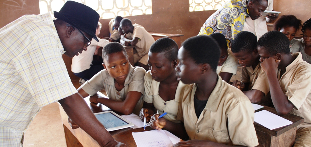 Mission éducation numérique