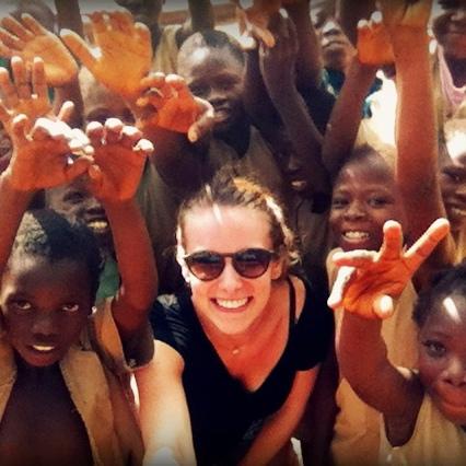 Enfants école Afrique
