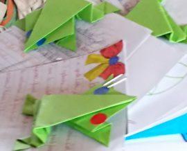 Echange de lettres d'écoliers