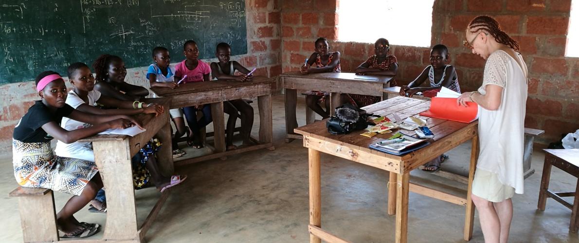 mission humanitaire santé et éducation santé
