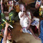 Education hygiène orphelinat