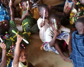 Mission humanitaire santé à l'orphelinat