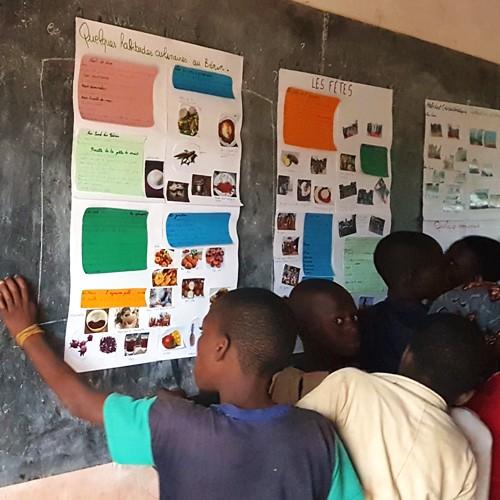 Affiches Bénin