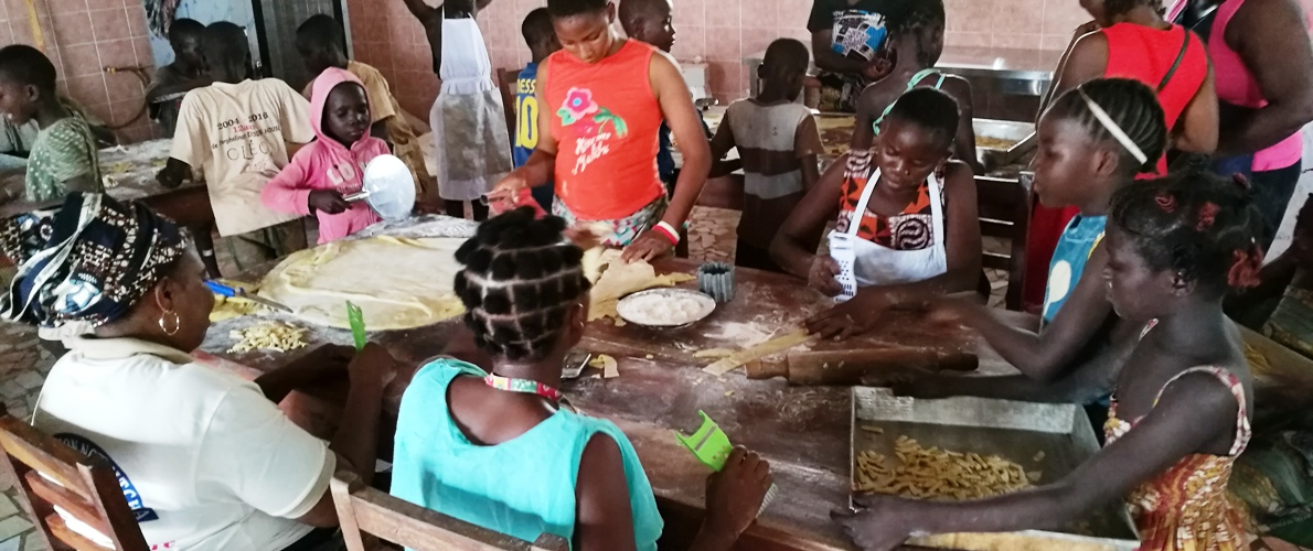atelier patisserie orphelinat