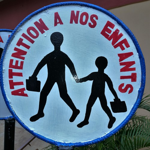 Attention enfants