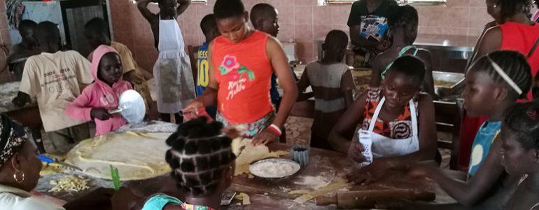 Boulangerie orphelinat