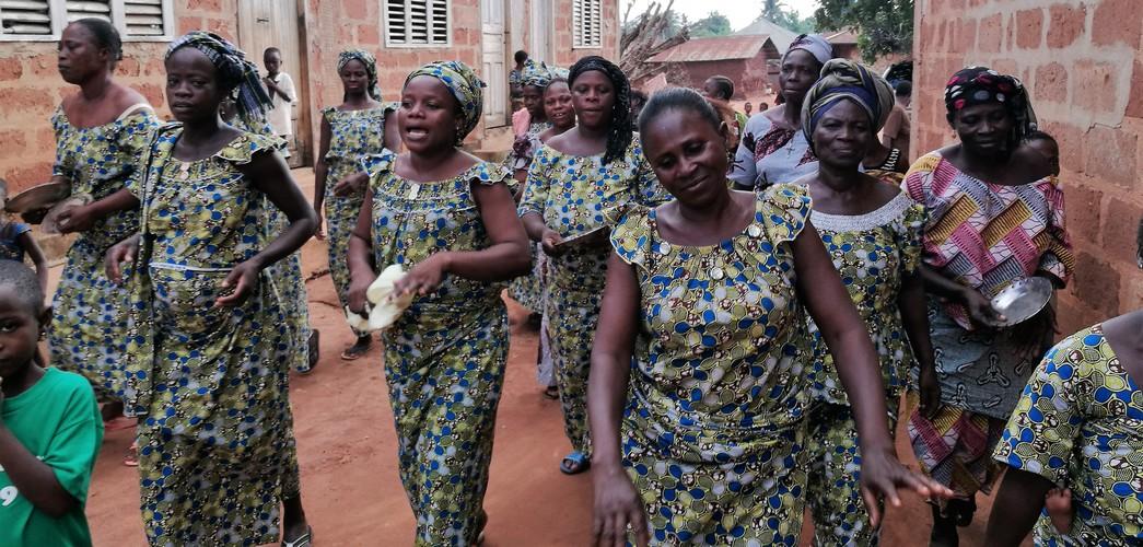 chants danses Afrique