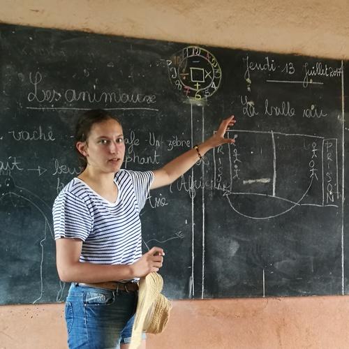 Clémence mission éducative