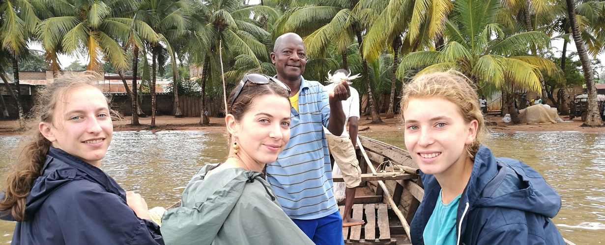 tourisme humanitaire lac Ahémé