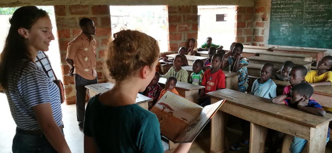 soutien scolaire Bénin