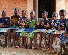 Un groupement de filles à Azohouè-Aliho