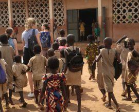 Mélanie : ma mission à l'école