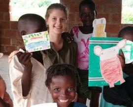 Mélanie : ma mission à l'orphelinat