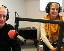 Shammesh à la radio RCF