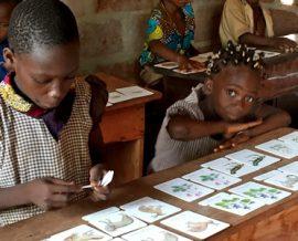 Du matériel pédagogique pour l'éducation des plus jeunes