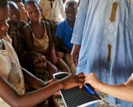 Une mission solidaire au Bénin en famille