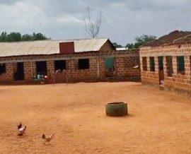 Une nouvelle toiture pour l'école de l'orphelinat