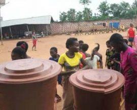 L'eau indispensable à la santé des enfants